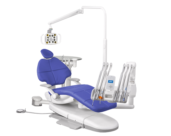 A-dec 500 dental equipment package with Pacific upholstery